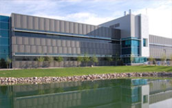 Alberta Water & Environmental Science building, University of Lethbridge