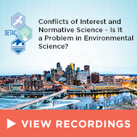 Conflicts of Interest and Normative Science – Is It a Problem in Environmental Science?