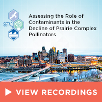 Assessing the Role of Contaminants in the Decline of Prairie Complex Pollinators