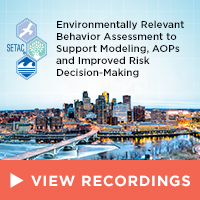 Environmentally Relevant Behavior Assessment to Support Modeling, AOPs and Improved Risk Decision-Making