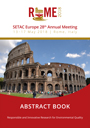 SETAC Rome Abstract Book