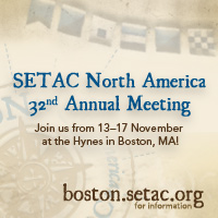 SETAC North America 32nd Annual Meeting