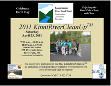 Kinni River clean up