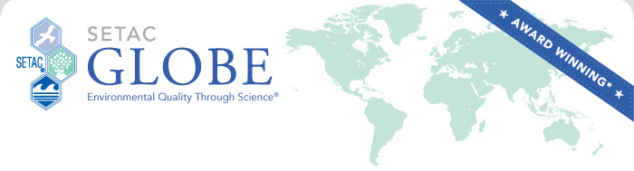 SETAC Globe - Environmental Quality Through Science